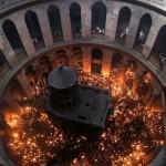Благодатный огонь привезут на Вятку