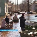 Поселок «Затон» затонул