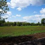Суд по земле в парке Победы