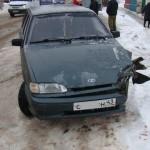 В Малмыжском районе из-за ледяного дождя произошло ДТП