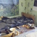 В Пижанке из-за пожара в квартире погибли отец и сын