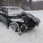 Сложные погодные условия привели к многочисленным авариям