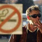 46 нарушителей оштрафовали за курение в общественных местах