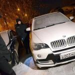 Судебные приставы арестовали у кировчанина BMW X5 за долги