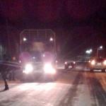 В области пешехода сбил Land Cruiser и переехал КАМАЗ