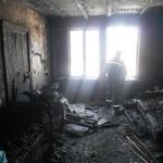 В области на пожаре погибла 8-летняя девочка