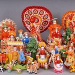 Дымковская игрушка вошла в ТОП-25 российских народных промыслов