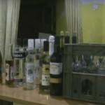 Полицейские выявили факт торговли спиртным без лицензии в баре (ВИДЕО)