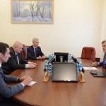 Игорь Васильев встретился с лидерами региональных отделений политических партий