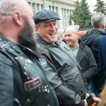 Игорь Васильев и владыка Марк присоединились к байкерам (ФОТО)