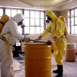 В Марадыково привезут 1000 тонн отходов химоружия