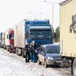 Кировские дальнобойщики хотят дойти до Минтранса