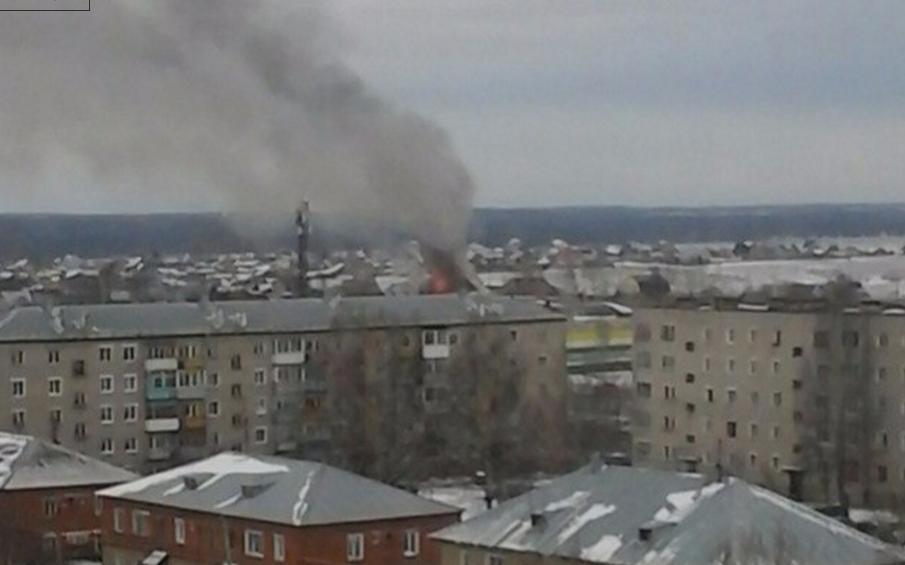 нововятск сгорел дом мин