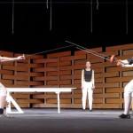 Шпаги, волки и наводнение: в Драмтеатре представили новый спектакль