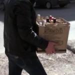 Полицейские в день мероприятий «Последний звонок» изъяли 1000 литров алкоголя (ВИДЕО)