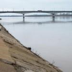 Вода в Вятке поднялась до 4,5 метров