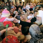Кировчан приглашают на встречу с патриархом в Трифонов монастырь