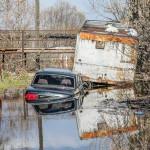 В трех городах Кировской области из-за паводка введен режим ЧС