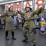 Календарь выходных в честь Дня Победы