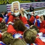 Чепчанка завоевала золотой кубок Европы по хоккею