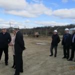 В области запускают производство минерального порошка для дорожного строительства