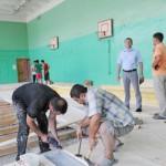 В Кировской области отремонтируют спортзалы 13 сельских школ