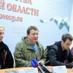В Кирове Иван Охлобыстин заявил о завершении актерской карьеры (ВИДЕО)