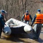 Паводок в Кировской области пошёл на спад