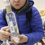 После майских праздников в магазинах подорожает водка