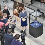 В художественном музее показали восстановленные произведения