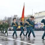 В Кирове прошёл парад Победы (ВИДЕО)