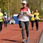 Кировчанка пробежала за сутки 221 километр