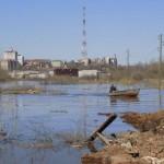 Уровень воды в Вятке поднялся до 343 см