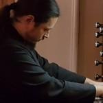 Иеромонах Фотий сыграл на органе в Александровском костёле (ВИДЕО)