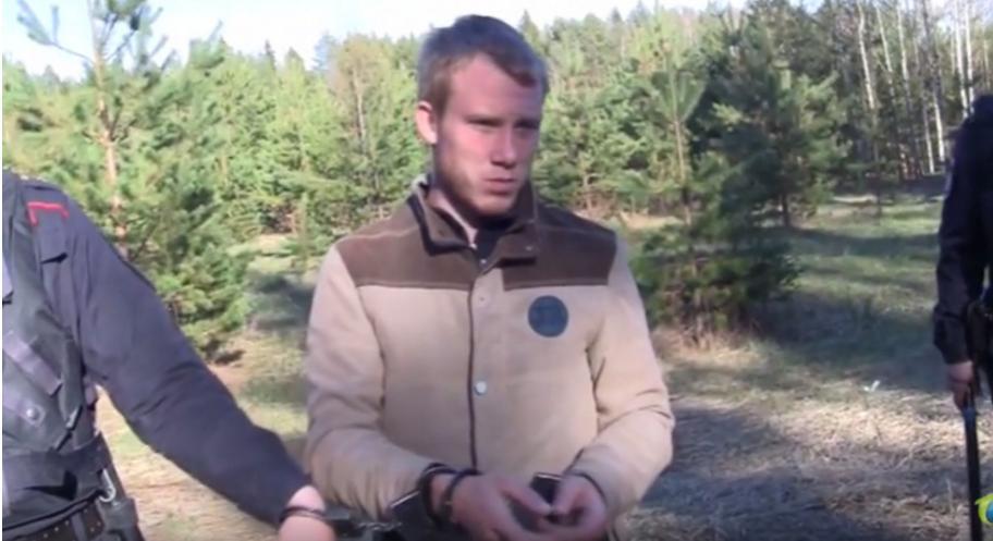 тело 24-летнего в лесу