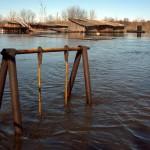 Пиковый уровень воды в Вятке продержится до 15 мая