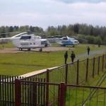 Великорецкое: патриарх прибыл на вертолете, а полицейские задержали священника, собирающего пожертвования