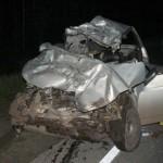 Водитель «десятки» погиб, врезавшись в КАМАЗ в Свечинском районе
