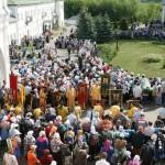 В Кирове начался Великорецкий крестный ход (ВИДЕО)