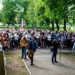 Митинг против коррупции в Кирове собрал тысячу человек