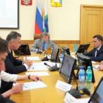 В Правительстве области обсудили подготовку к 1 сентября, ППМИ и вертолетные площадки