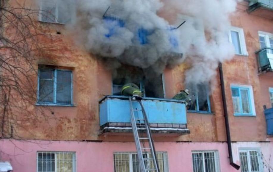В слободском в пожаре пострадала 5-летняя девочка вЯтка обла.