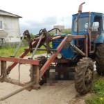 В Демьяново тракторист задавил пешехода
