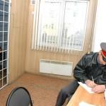 Жительницу Богородского района отшрафовали на 40 тысяч рублей за удар полицейского в грудь