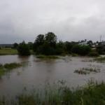 В двух районах Кировской области вчера выпала месячная норма осадков