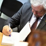 Альберт Лиханов представил новый роман в Кирове