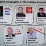 На выборы губернатора Кировской области потратят 30 млн рублей