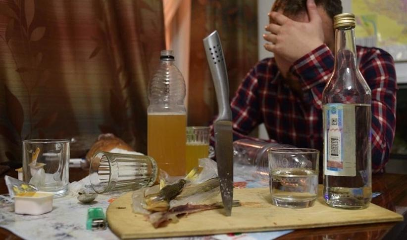 забила насмерть за алкоголь
