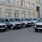 Полицейские Кировской области получили 20 новых автомобилей