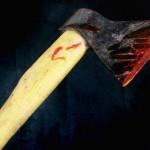 Жительница поселка Маромица изрубила топором своего сожителя